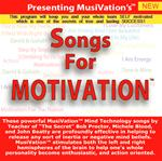 Songs For Motivation CD