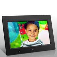 "Aluratek ADMSF310F 10"" Digital Photo Frame with Motion Sensor and 4 GB Built-in Memory"