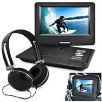 "Ematic EPD116 10"" Portable DVD Player"