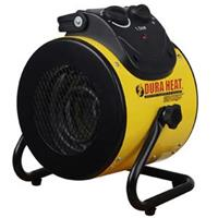 DuraHeat EUH1500 1500 Watt Electric Forced Air Heater with Pivoting Base