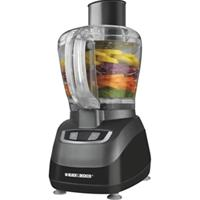 Black & Decker FP4150B Quick n Easy 8-Cup Food Processor