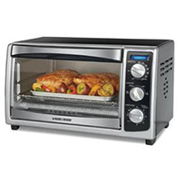 Black & Decker to1675b 6-slice convection countertop toaster oven