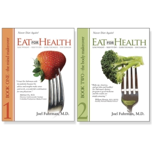 Eat For Health Book