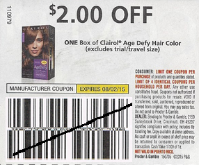 Age defy coupons
