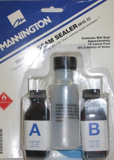 Mannington Mhs22 High Gloss Vinyl Seam Sealer Greenville