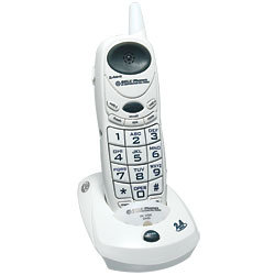 Northwestern Bell Large Button Cordless Phone My Vision